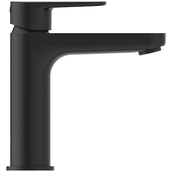 Ideal Standard Cerafine O silk black black basin mixer tap