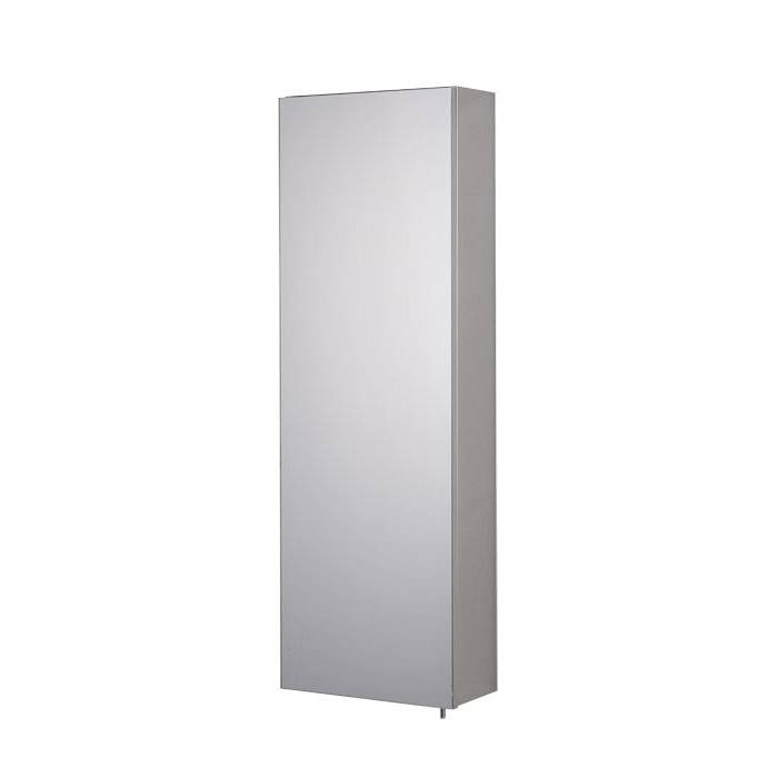 Orchard Emperor stainless steel mirror cabinet 550 x 600mm