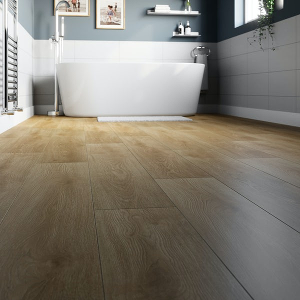Kronostep Buffalo oak SPC flooring